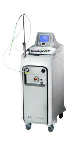 leczenie prostaty laserem zielonym cena